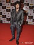 Sonu Nigam walk the Red Carpet of Big Star Awards Pic 2