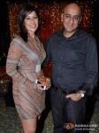 Sophia Premjee at Raell Padamsee's Christmas bash