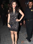 Sophie Choudry at Sunny and Anu Dewan's Christmas Party in Mumbai