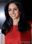 Sridevi at People's Magazine Cover Launch Pic 1