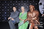 Suneil Anand And Waheeda Rehman unveils Dev Anand's Statue at UTVSTARS' Walk Of The Stars
