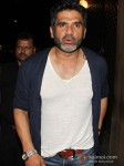 Sunil Shetty at Sunny and Anu Dewan's Christmas Party in Mumbai