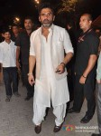 Sunil Shetty snapped at a wedding Pic 1