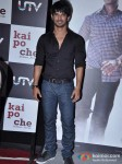 Sushant Singh Rajput at Film 'Kai Po Che' Trailer Launch