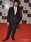 Taaha Shah walk the Red Carpet of Big Star Awards