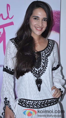 Tara Sharma at an event