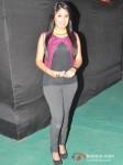 Television actress Kritika Kamra at Yo Yo Honey Singh`s album SATAN Launch at JVPD Grounds in Juhu, Mumbai Pic 2