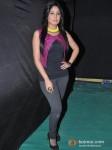 Television actress Kritika Kamra at Yo Yo Honey Singh`s album SATAN Launch at JVPD Grounds in Juhu, Mumbai Pic 1