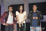 Terrence Lewis, Shilpa Shetty And Sajid Khan At Nach Baliye New Season Launch Pic 1