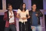 Terrence Lewis, Shilpa Shetty And Sajid Khan At Nach Baliye New Season Launch Pic 3