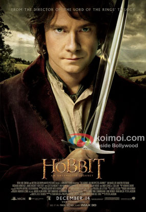 The Hobbit: An Unexpected Journey Review (The Hobbit: An Unexpected Journey Movie Poster)
