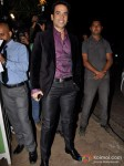 Tusshar Kapoor Attend Bunty Walia's Wedding Reception Bash