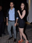 Varun Dhawan And Alia Bhatt At Imran Khan's House Warming Bash