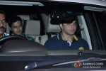 Vatsal Sheth And Sohail Khan At Salman Khan's Private Birthday Dinner