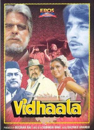 Vidhaata (1982) Poster