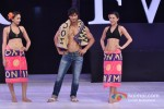 Vidhyut Jamwal walks for Welspun at India Resort Fashion Week 2012 Pic 4