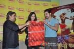 Vishal Bhardwaj, Anushka Sharma And Imran Khan at Matru Ki Bijlee ka Mandola Movie music launch at Radio Mirchi 98.3 FM Pic 2