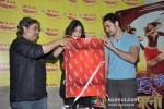 Vishal Bhardwaj, Anushka Sharma And Imran Khan at Matru Ki Bijlee ka Mandola Movie music launch at Radio Mirchi 98.3 FM Pic 1