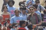Vishal Bhardwaj And Imran Khan at Red Bull race