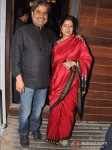 Vishal Bhardwaj And Rekha Bhardwaj At Imran Khan's House Warming Bash