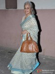 Waheeda Rehman at Dabangg 2 Special Screening