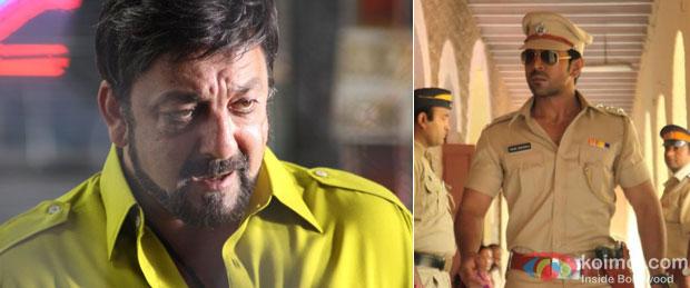 Sanjay Dutt and Ram Charan Teja for Zanjeer Movie