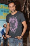 Abhay Deol at promotional event of film Zindagi Na Milegi Dobara
