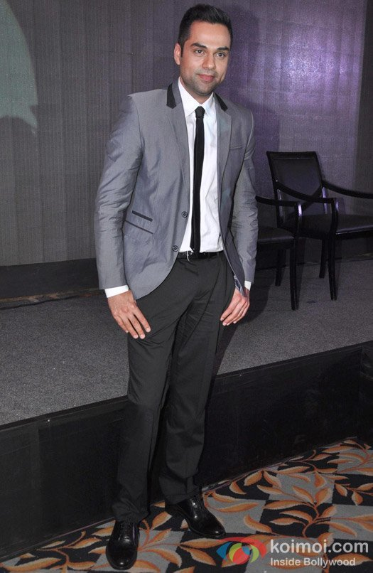 Abhay Deol during the announcement of Zee TV new reality show 'Connected Hum Tum'