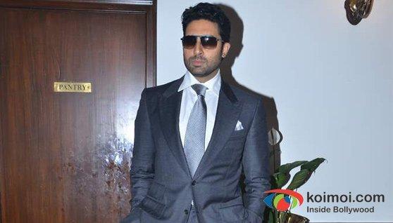 Abhishek Bachchan Does Not Like Bikes; Speaks on Dhoom 3