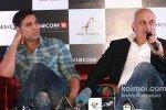 Akshay Kumar, Anupam Kher At Press Meet of 'Special Chabbis' in New Delhi