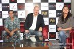 Akshay Kumar, Anupam Kher, Kajal Aggarwal At Press Meet of 'Special Chabbis' in New Delhi