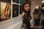Alia Bhatt at Dabboo Ratnani's Calendar 2013 Launch Pic 2
