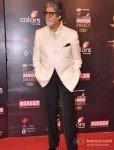 Amitabh Bachchan at Colors Screen Awards 2013