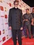 Amitabh Bachchan At 'Stardust Awards 2013'
