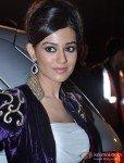 Amrita Rao At Walk The Red Carpet Of Filmfare Awards 2013