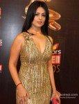 Anjana Sukhani at Colors Screen Awards a2013