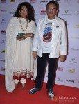 Anu Kapoor At 58th Filmfare Awards Nominations Party