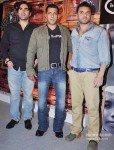 "Arbaaz Khan, Salman Khan And Sohail Khan Launches 1st Flagship Store of ""Being Human"""