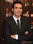 Arjun Rampal at Colors Screen Awards 2013