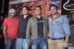 """Atul Agnihotri, Arbaaz Khan, Salman Khan And Sohail Khan Launches 1st Flagship Store of """"Being Human"""""""