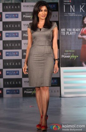 Chitrangada Singh at Siyaram Silk Mills new collection launch