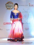 Divyanka Tripathi At Launch of Telly Calendar 2013 Pic 1