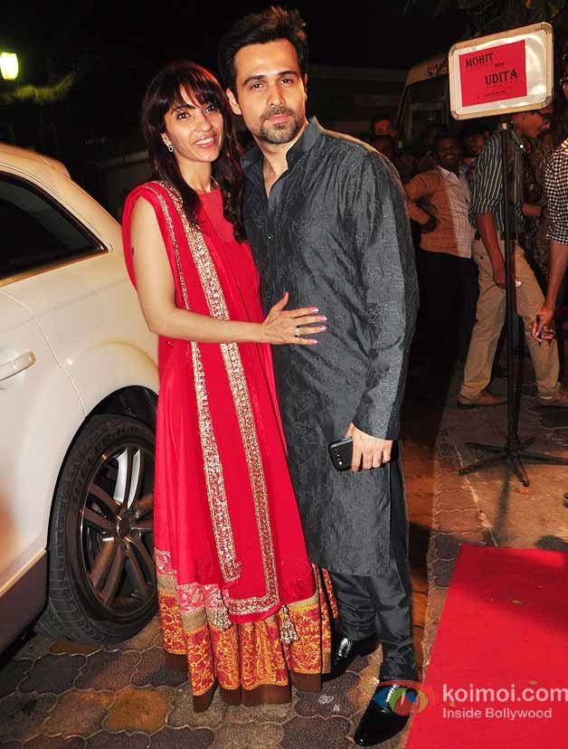 Udita Goswami, Mohit Suri's Wedding Ceremony Pic 1