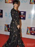 Genelia D'Souza Deshmukh at Zee Cine Awards 2013