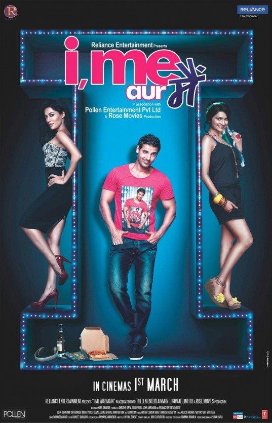 I Me Aur Main 1st Look Poster No 2