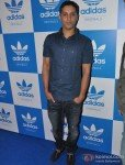Ishq Bector at a party hosted for him by Adidas Originals