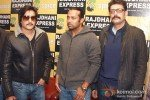 Jimmy Shergill, Leander Paes And Priyanshu Chatterjee At Press Meet of film 'Rajdhani Express' Pic 1
