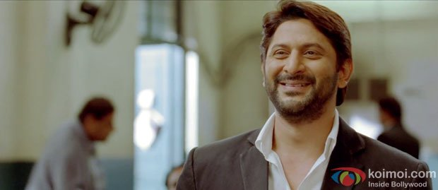 Arshad Warsi in a still from Jolly LLB Movie