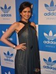Karishma Tanna at a party hosted for him by Adidas Originals