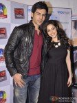 Kartik Tiwari And Nushrat Bharucha At Music Launch of film 'Akaash Vani' Pic 2